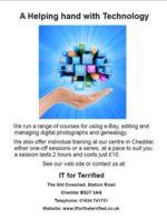 I.T. for the Terrified (IT4TT)
