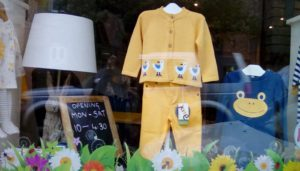 Bumble Bee's Tots Clothing, Wedmore   The Isle Of Wedmore
