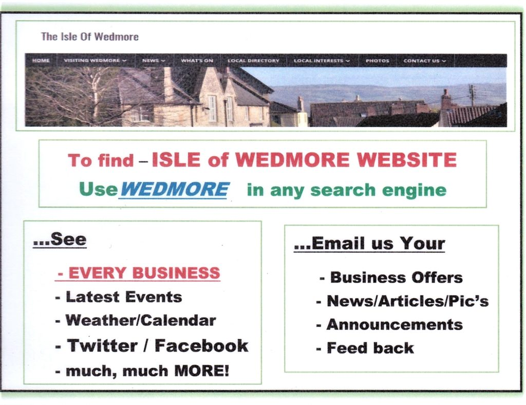 Wedmore Website | The Isle Of Wedmore